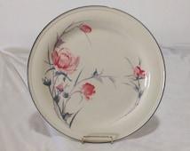 Sangostone ROSE FLAIR Sango Dinner plates PINK Flower