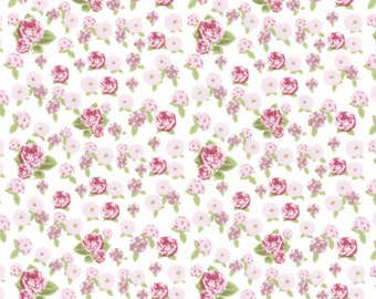 High Tea Roses by Lecien (31381-10) Cotton Fabric Yardage