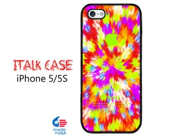 Case iPhone 5 iPhone 5S Cover iPhone 5S Case  iPhone 5S Case iPhone 5 Phone Case iPhone 5 iPhone 5S iPhone 5 iPhone 5S     Colorful Abstract