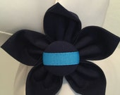 Bow Tie or Flower Collar Attachment & Accessory for Dogs and Cats  / Support our LAW ENFORCEMENT