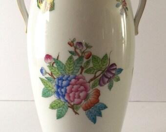 """8.5"""" Herend """"Victoria"""" Vase"""