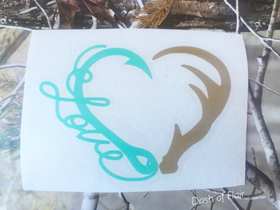 Hunting decal fishing decal country girl decal yeti by for Fishing yeti decal