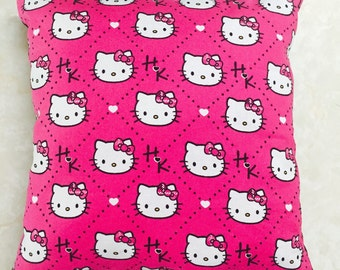 12in Hello Kitty pillow