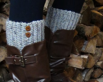 50% off! Ribbed Boot Cuffs