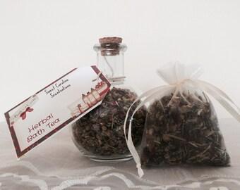 Herbal Bath Tea / Herbal Tub Tea / Bath Tea / Aromatherapy/ Bath Soak