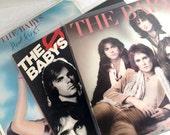 The Babys vintage vinyl records - Broken Heart / Head First / Union Jacks albums || 70s 80s Pop Rock || John Waite