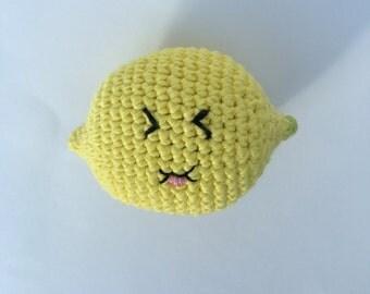 Sour Face Lemon