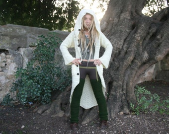 NEW  Enchanted forest Pixie Coat