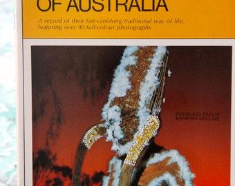 Vintage  - Aborigines of Australia Booklet 1972