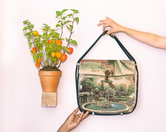 the French garden Tote