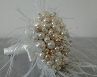 Small Pearl Bouquet..
