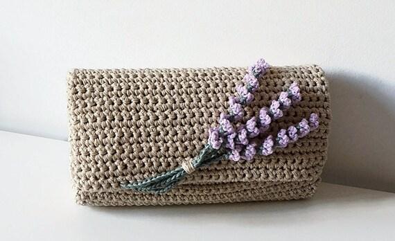 Crochet Evening Purse Pattern : Crochet Pattern Crochet Bag Pattern crochet purse by isWoolish