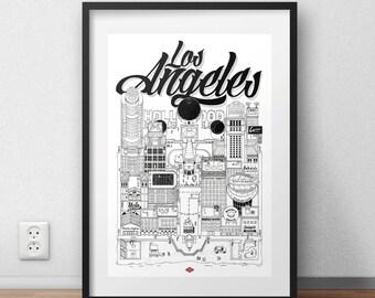 Los Angeles A4