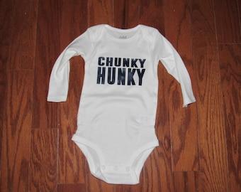 Chunky Hunky Onesie