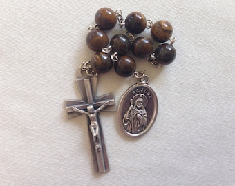 St Jude Chaplet // Patron Saint of desperate and hopeless situations // Prayer chaplet