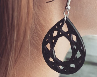 Geometric boho earrings