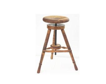 """Industry Workshop stool """"Gründerzeit"""""""