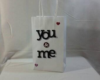 You & Me gift bag