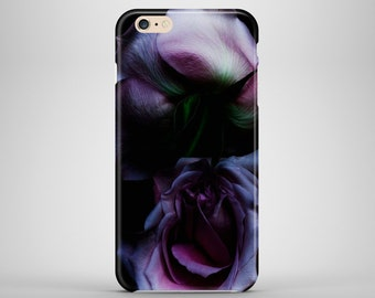 DARK ROSE CASE, iPhone 6 case, iPhone case, iPhone 6s, 6s,  iPhone 5s case, iPhone 5c case, iPhone se case, iPhone se, iPhone 5s, iPhone 5