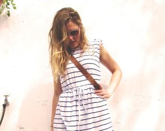 Summer stripped dress