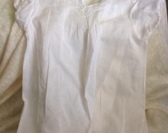 2 Vintage Handmade Infant Dress