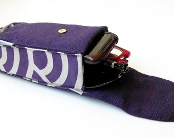 Double/Triple Eyeglass Case, Micro Bag - Perth