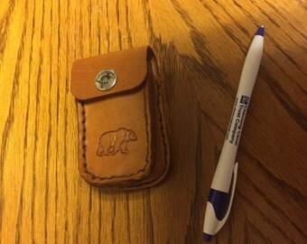Small Altoids tin case