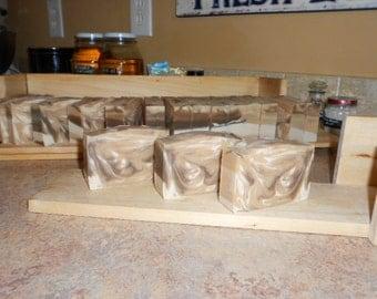 Almond Goat Milk Soap