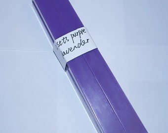 4 Taper candles - scented taper candles - square tapers - homemade tapers - handmade - 11''