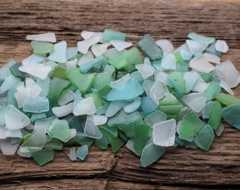 Sea Glass for Sale Low Budget Crafting Beach Glass Craft Sea Glass Mosaic Set