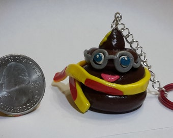 Harry Pooter Keychain