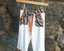Organic Bamboo fleece pants