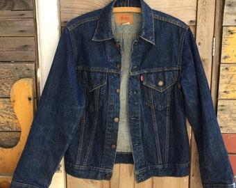 Sale! Vintage Levi's Denim Jacket