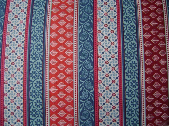 Chennai Stripe Fabric Sold by the Yard
