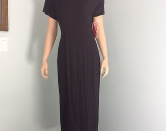 "80's,Evening Dress, Size 10~ ""CDC"" of Los Ageles"