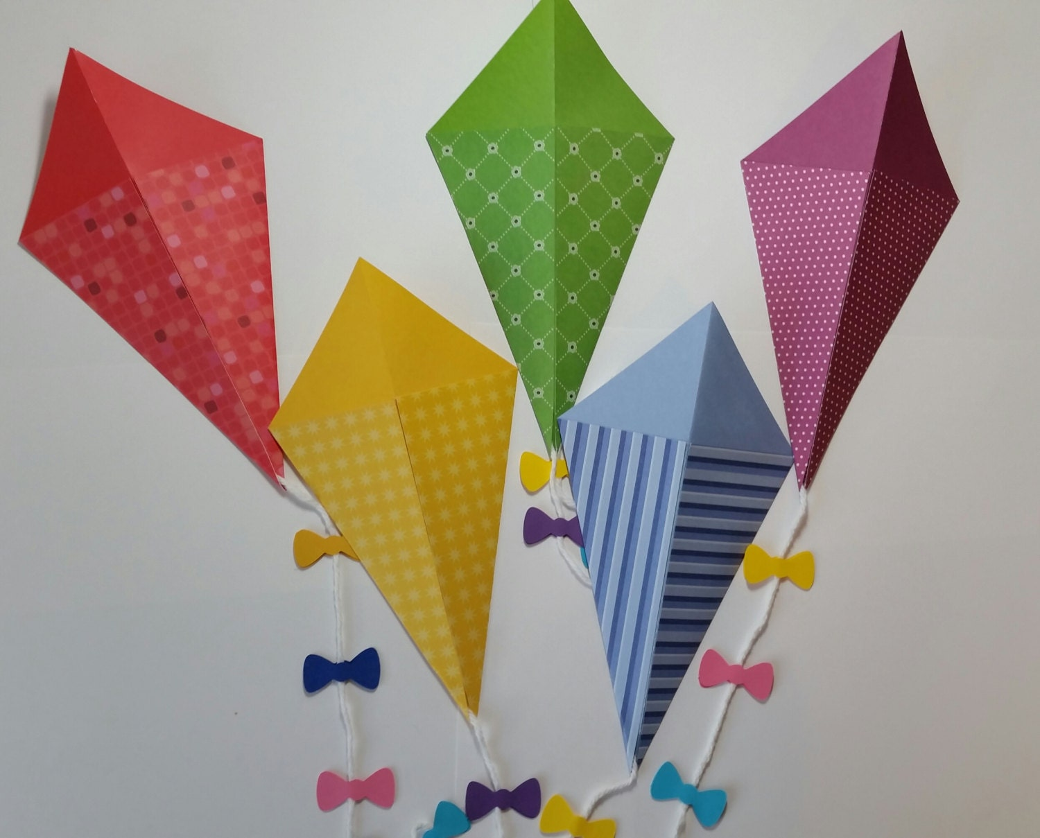 Wall Decoration With Kites : Kite Wall Decor Kid S Room Baby By