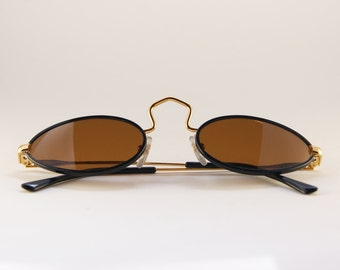 Vintage Sunglasses Moschino by Persol - '80 sunglasses - original vintage sunglasses - New - Made in Italy