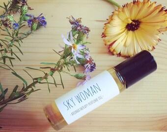 Sky Woman aromatherapy perfume oil