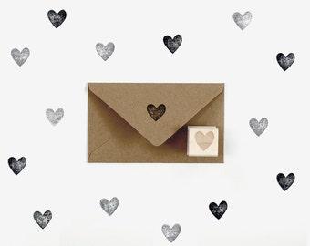 Mini Heart Stamp