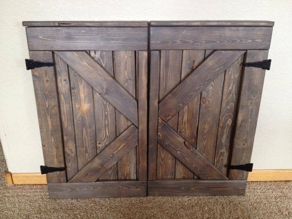 Saloon Barn Door Baby Dog Gate By Thepinkmoosecolorado On Etsy