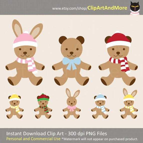 Teddy Bear Clipart Clip Art Christmas Teddy Bear Christmas