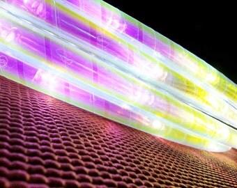 Sparklite LED Hula Hoop (Sunset tape)