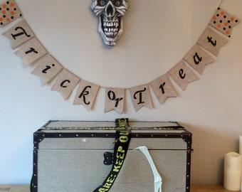 Halloween Bunting Banner