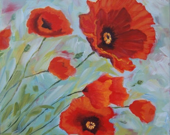 Poppies of Spring