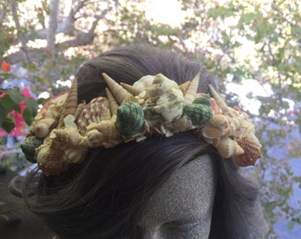Ocean Goddess Crown