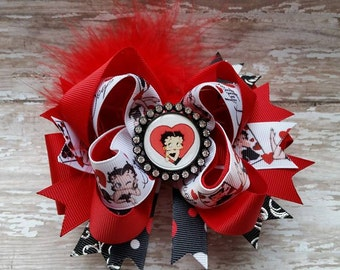 Betty Boop Bow