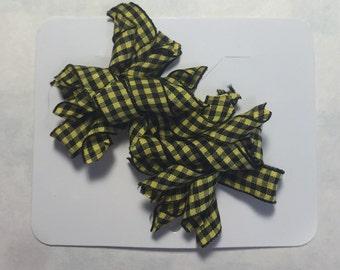 Mini Korker Hair Clippies