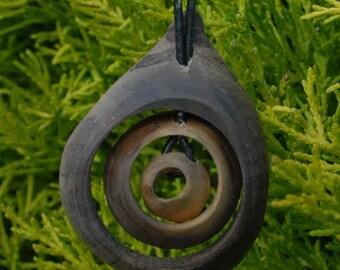 Applewood Pendant