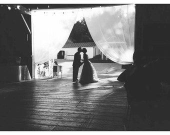 SHEER EVENT PANEL XLSizes Avail Event Drapes, Event Curtains, Stage Curtains, Venue Drapes, Barn Wedding Curtains,Tent Wedding Drapes