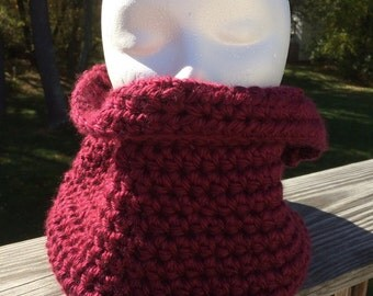 Crochet Snood